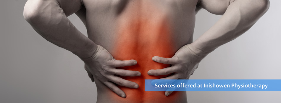 Physiotherapy Services at Inishowen Physiotherapy Clinic in Donegal